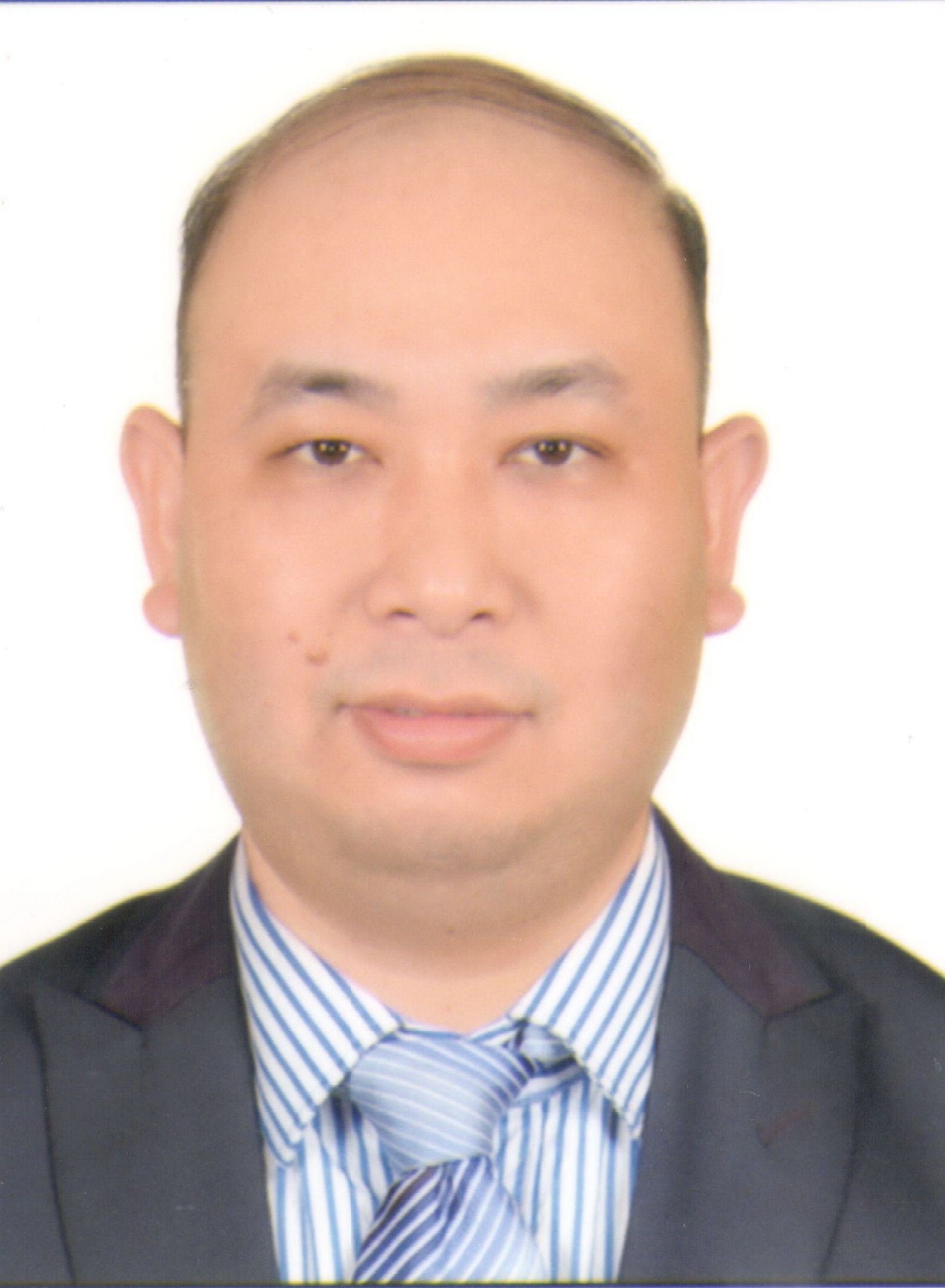 Dr. Pyaih Sone Aung, National Project Manager